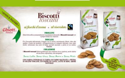Biscotti Toscani Gusto & Piacere