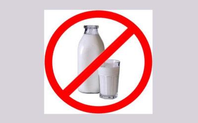 La mia vita senza latte