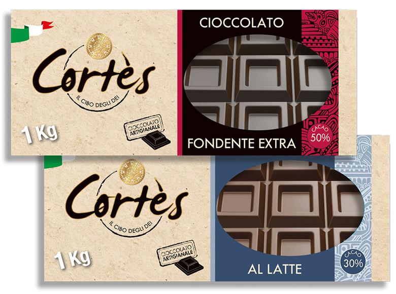 Abbondare si può! Cioccolato Cortés in versione peso massimo