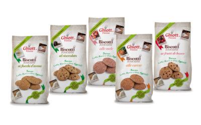 I frollini da colazione Gusto & Piacere in tre nuove varietà