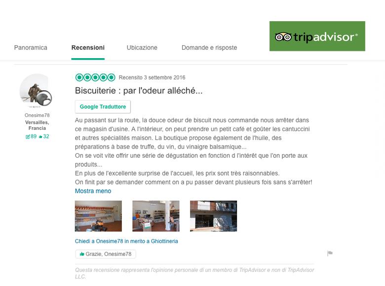 La Ghiottineria su… Tripadvisor