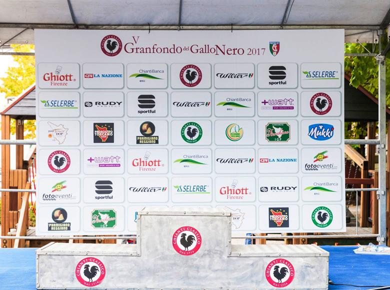 Ghiott sponsor della Granfondo del Gallo Nero
