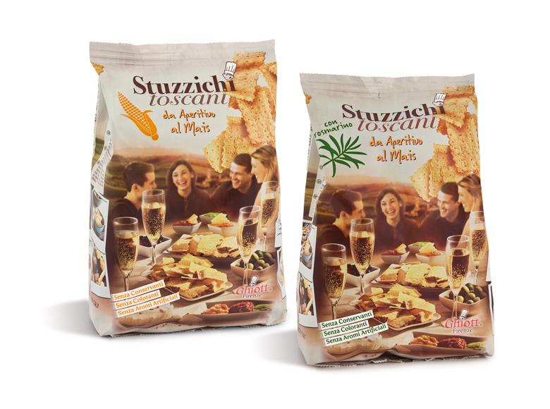 Tutte le Specialità Ghiott: gli Stuzzichi Toscani