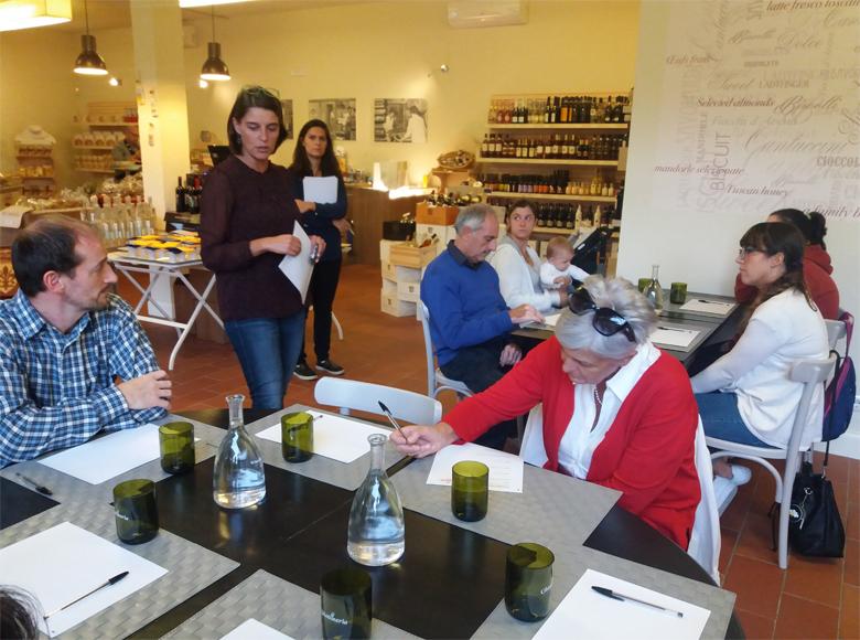 Blind test di cantuccini alle mandorle in Ghiottineria