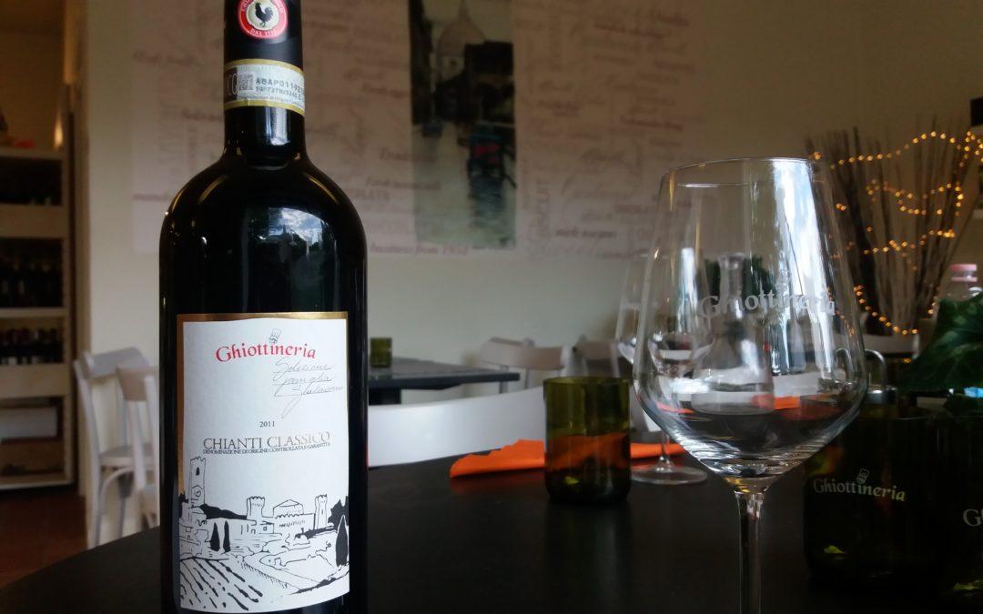Chianti Classico DOCG alla Ghiottineria