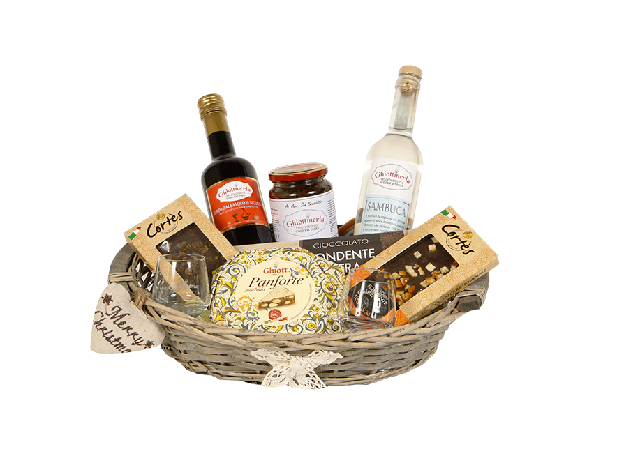 Personalised Christmas Hampers