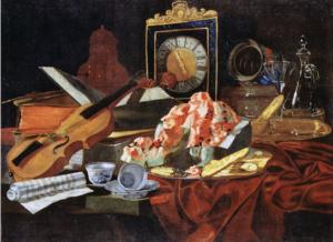 Cristoforo Munari - Still life