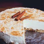 cheesecake con catuccini