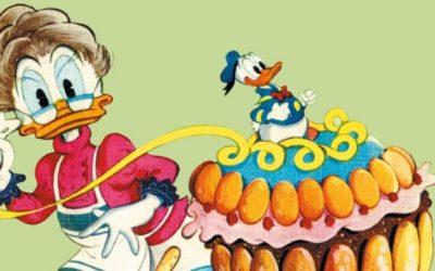 Cookies in Comics: from Grandma Duck to Calvin & Hobbes