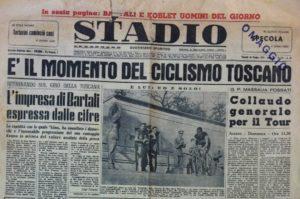Firenze 1953 Gino Bartali