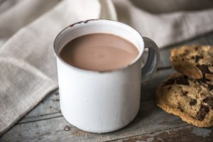 racconto d'estate: una cioccolata calda