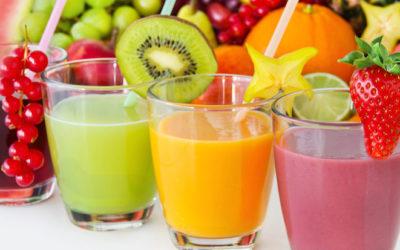 Cinque bevande dissetanti per l'estate