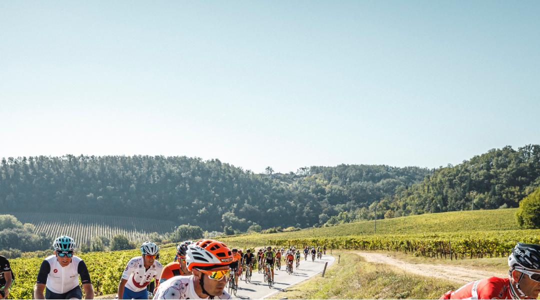 Torna la Granfondo del Gallo Nero: abbinamento perfetto tra Chianti e bicicletta