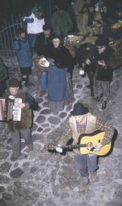 befanate e befana in Toscana